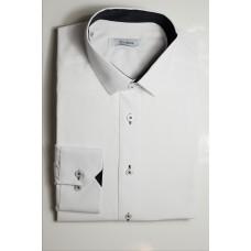 Košile bílá kombi